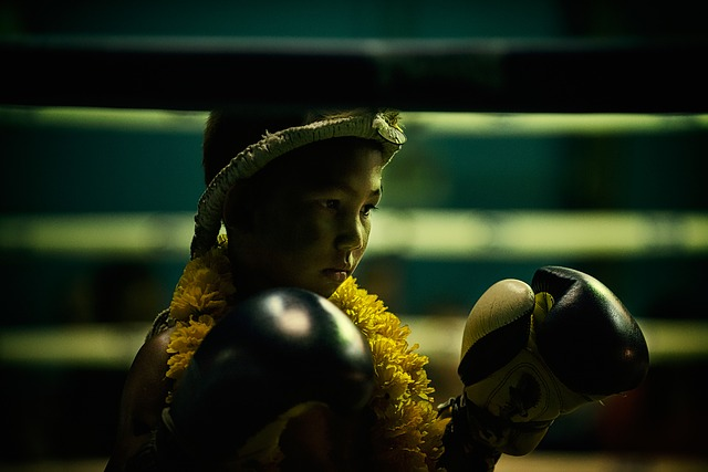 Muay Thai Enfants