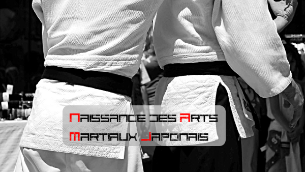 Naissance des arts martiaux japonais