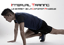 Interval training le sommet de la condition physique