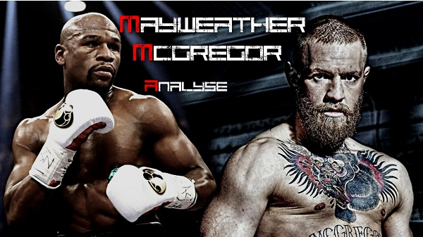 Mayweather vs McGregor : Analyse