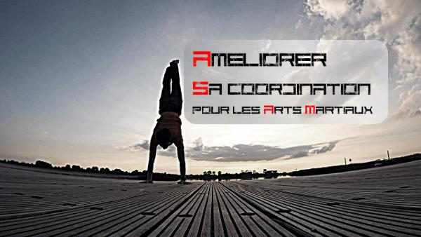Améliorer sa coordination pour les arts martiaux