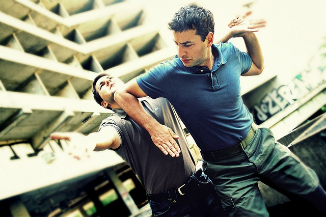 Self Defense Krav Maga Martial Arts