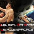 Art martial le plus efficace