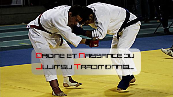 Origine du jujitsu traditionnel