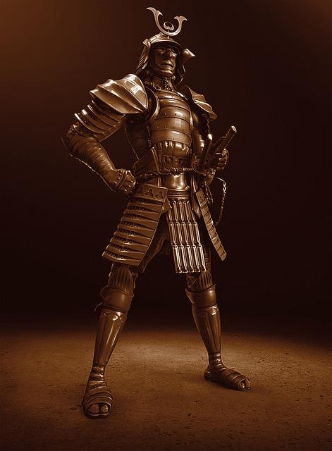 Samouraï armure