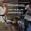Pratiquer le shadowboxing pour tous les arts martiaux