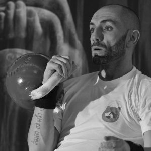 Stéphane Dauvergne Dogman champion du monde de Kettlebell sport