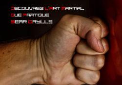 Decouvrez l'art martial que pratique Bear Grylls