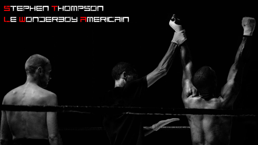 Stephen Thompson Le Wonderboy Americain