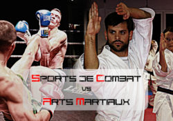 Arts martiaux vs sports de combat