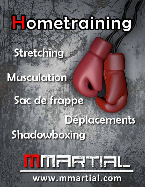 Hometraining entraînement à la maison
