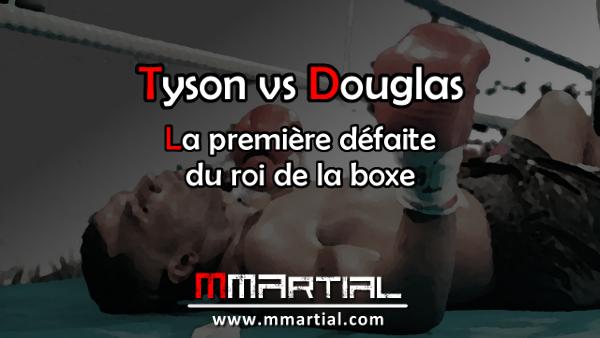 Myke Tyson vs Buster Douglas