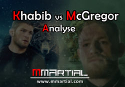 Khabib vs McGregor Analyse du combat