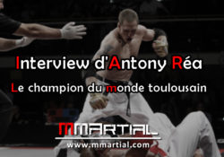 Faisons connaissance avec Antony Réa