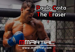 Paulo Costa The Eraser