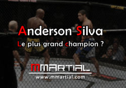 Anderson Silva : le plus grand champion ?