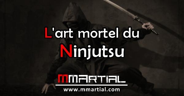 L'art mortel du ninjutsu