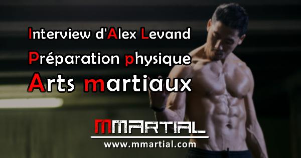 Faisons connaissance avec Alex Levand