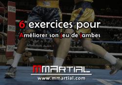 6 exercices pour améliorer son jeu de jambes