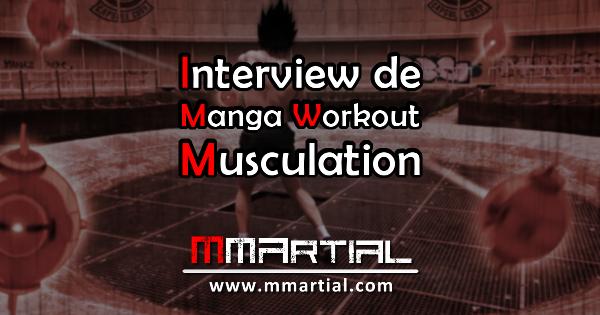 Faisons connaissance avec Manga Workout