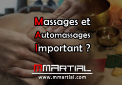 Massages et automassages