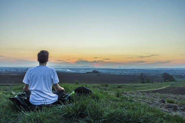 Méditation massage bien-être