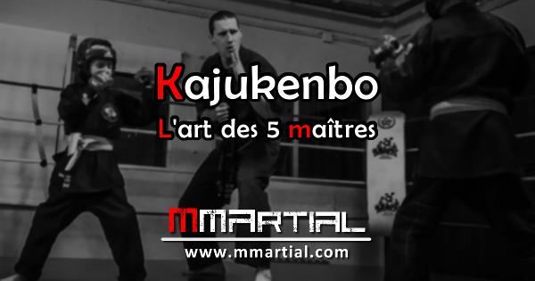 Kajukenbo : L'art des 5 maîtres