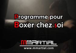 Programme pour boxer chez soi