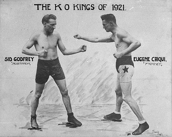 Godfrey vs Criqui
