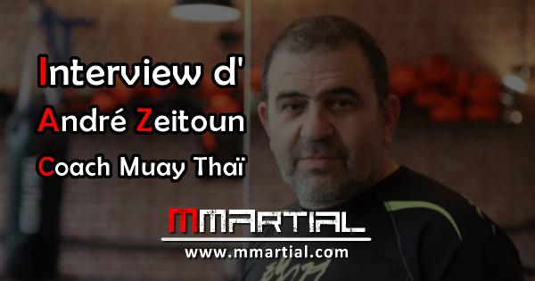 Faisons connaissance avec André Zeitoun