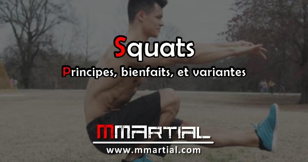 Squat : Principe, variantes, fonctionnement, et programme