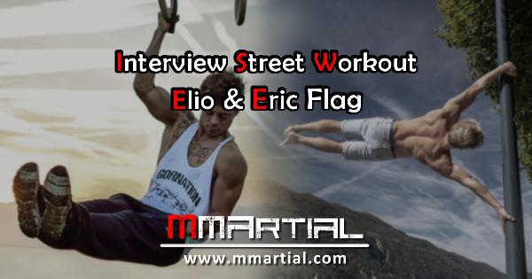 Interview d'Elio et Eric sur le Street Workout