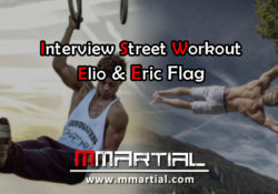 Interview d'Elio et Eric sur le Street Workout