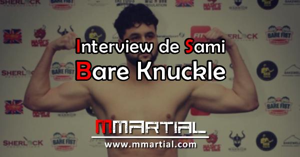 Faisons connaissance avec Sami du Bar Knuckle