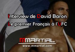 Faisons connaissance avec David Baron