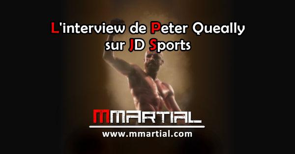 Interview de Peter Queally sur JD Sports