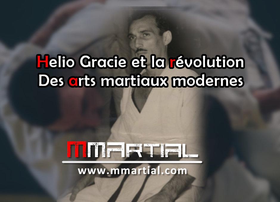 Helio Gracie et la révolution des arts martiaux modernes