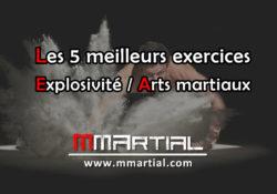 5 exercices pour développer son explosivité en arts martiaux