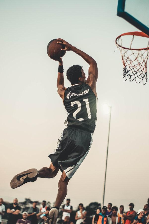 Saut détente basket explosivité