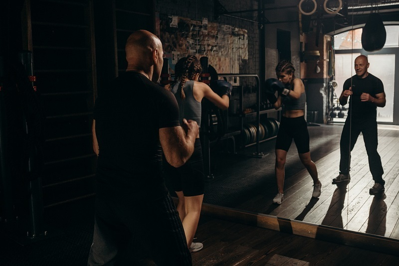 Corriger sa technique en boxe