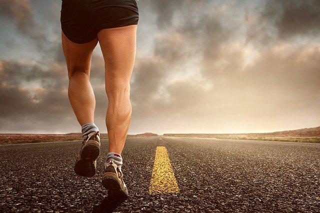 jogging course à pied